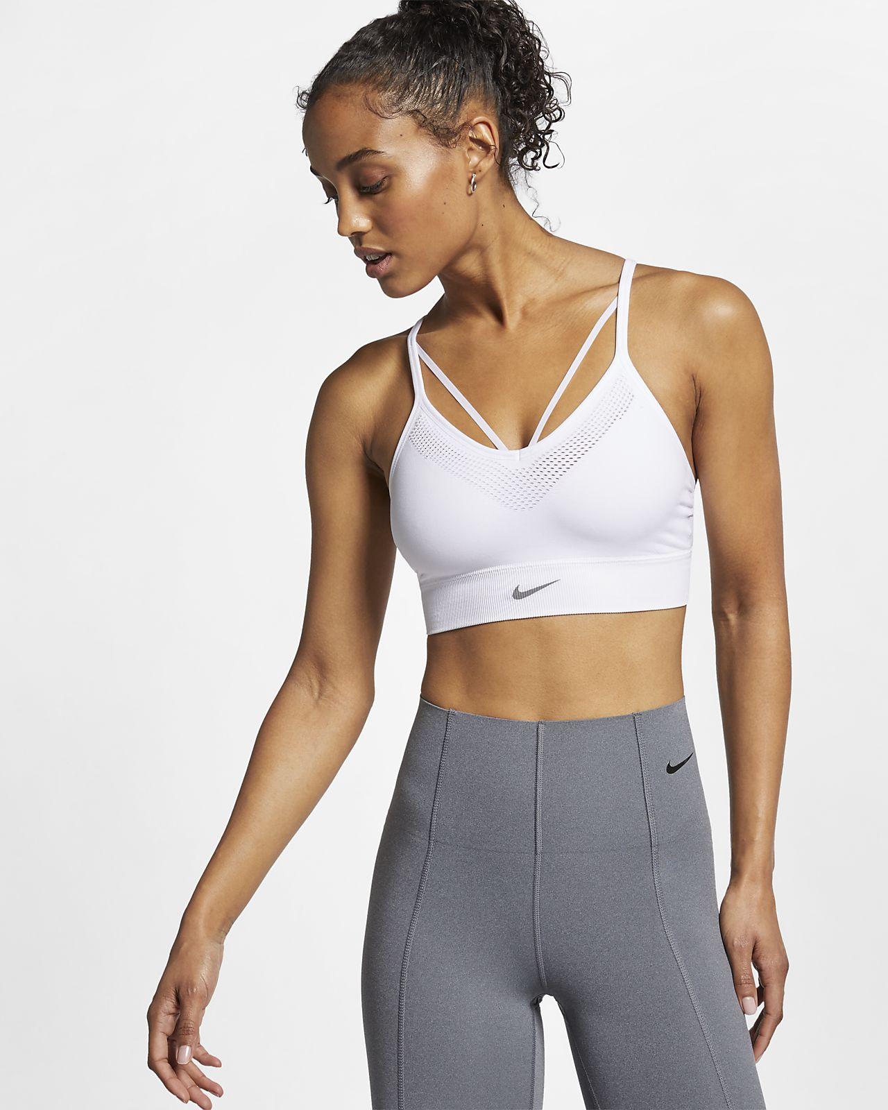 Nike  Women's Light Support Yoga Sports Bra
