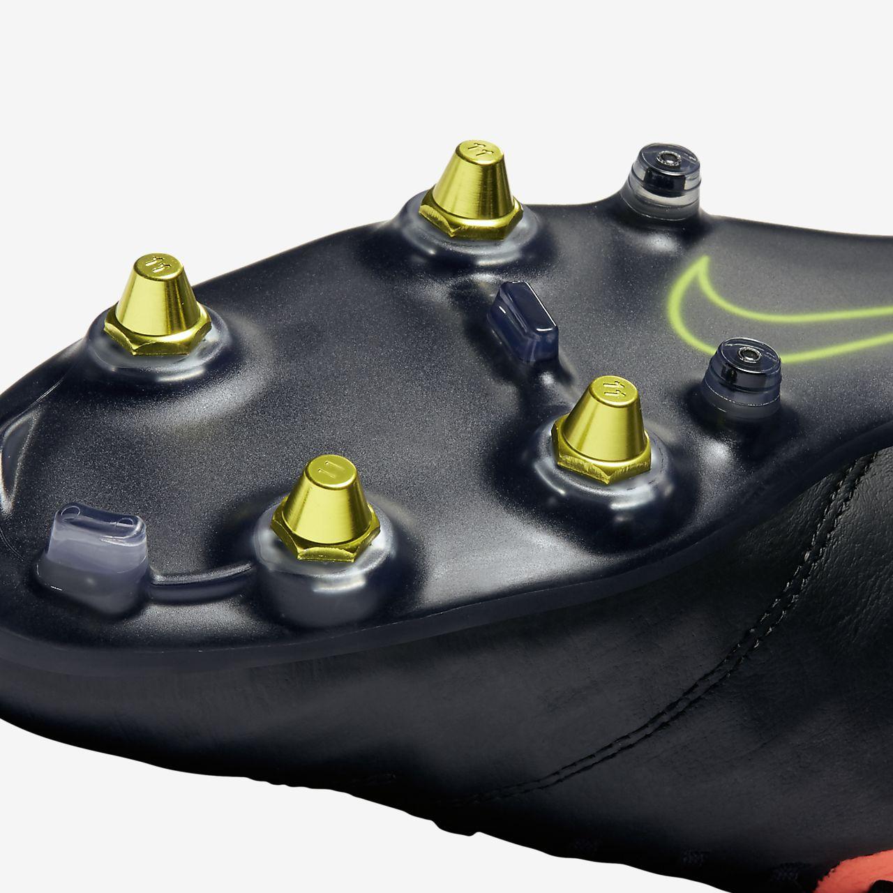 Nike Tiempo Legend VI SG PRO Anti Clog Traction Botas de fútbol para terreno blando