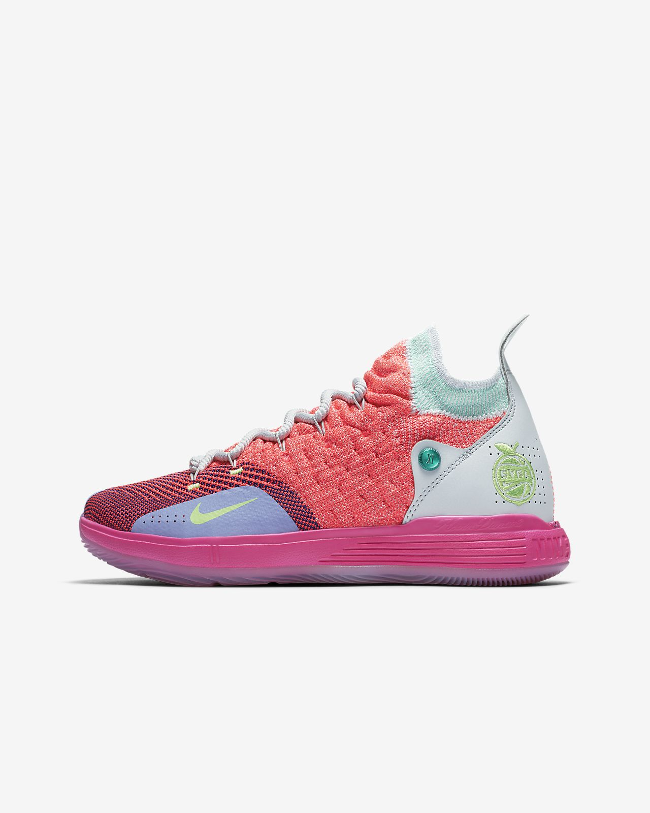 Nike Zoom KD11 Big Kids Basketball Shoe