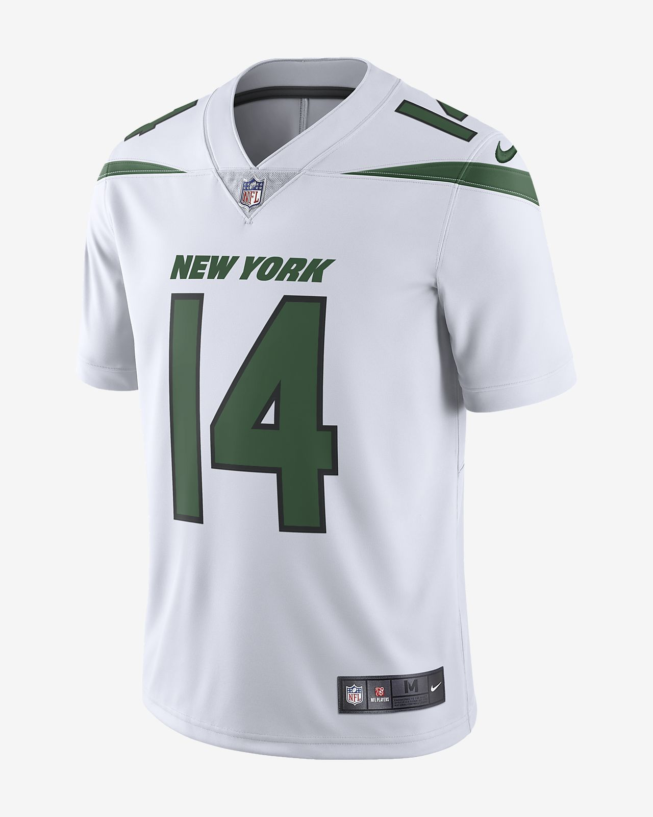 buy popular f5939 f587e NFL New York Jets (Sam Darnold) Men's Limited Football Jersey