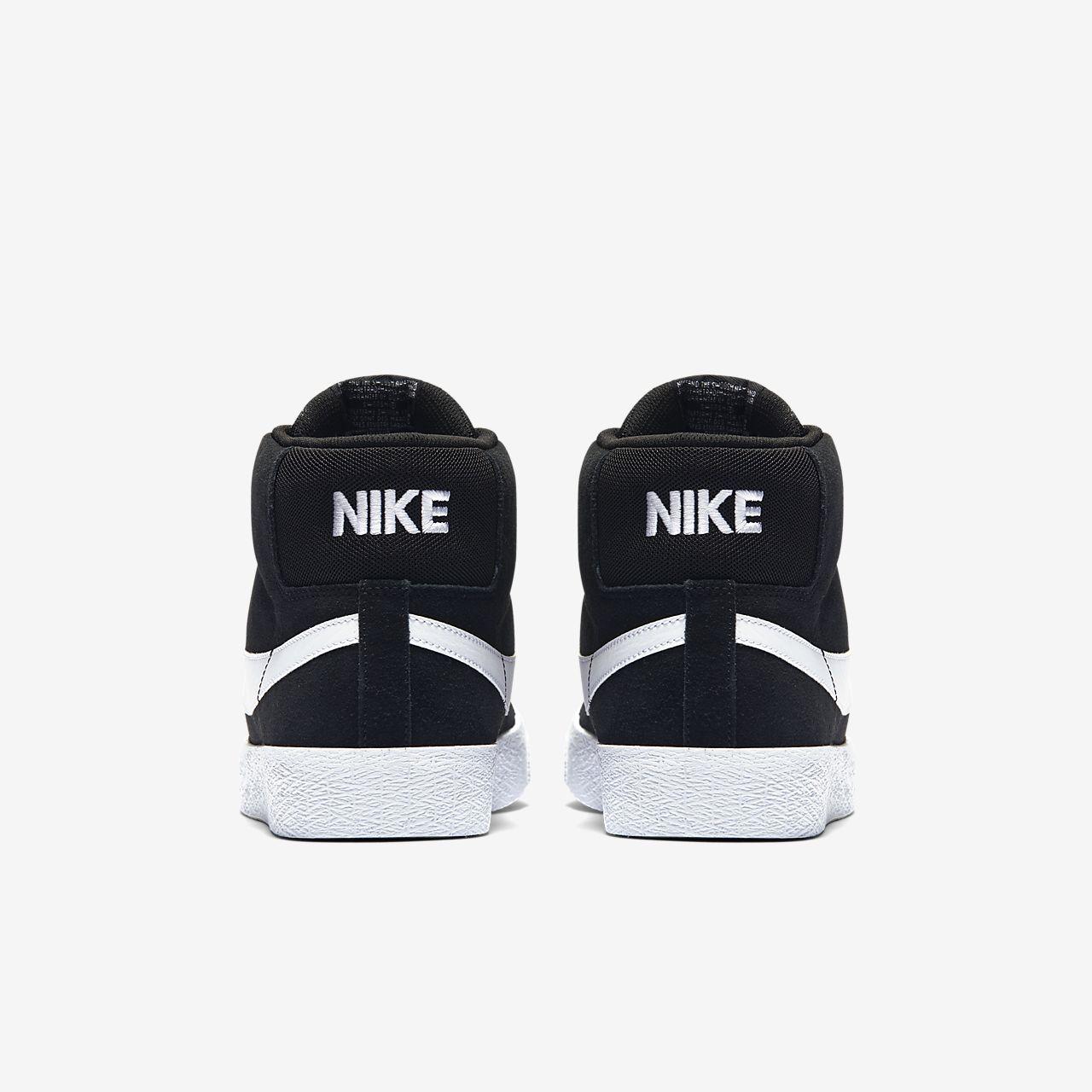 ebfd575c1653c Nike SB Zoom Blazer Mid Skate Shoe. Nike.com