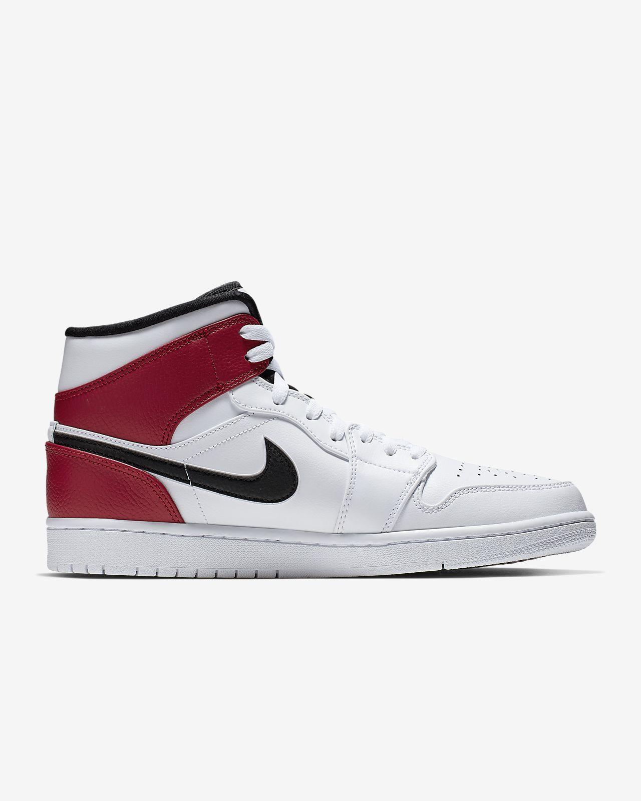 wholesale dealer bf999 ce7e0 ... Chaussure Air Jordan 1 Mid pour Homme