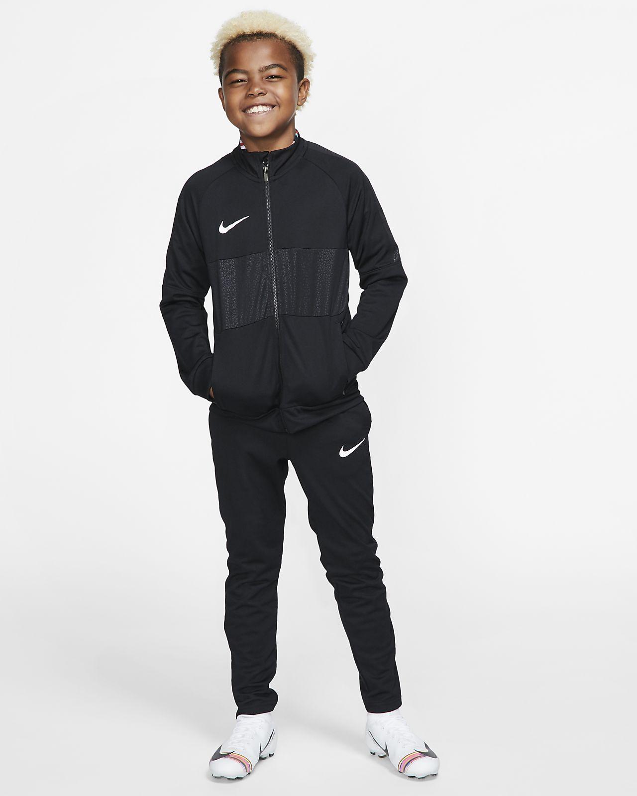 7bd5eef3c Nike Dri-FIT Mercurial Older Kids' Football Jacket. Nike.com GB