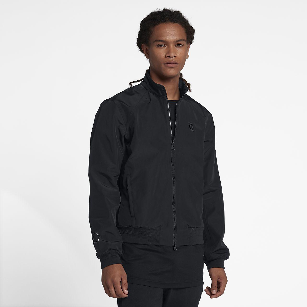 เสื้อแจ็คเก็ตบลูซองผู้ชาย LeBron James x John Elliott