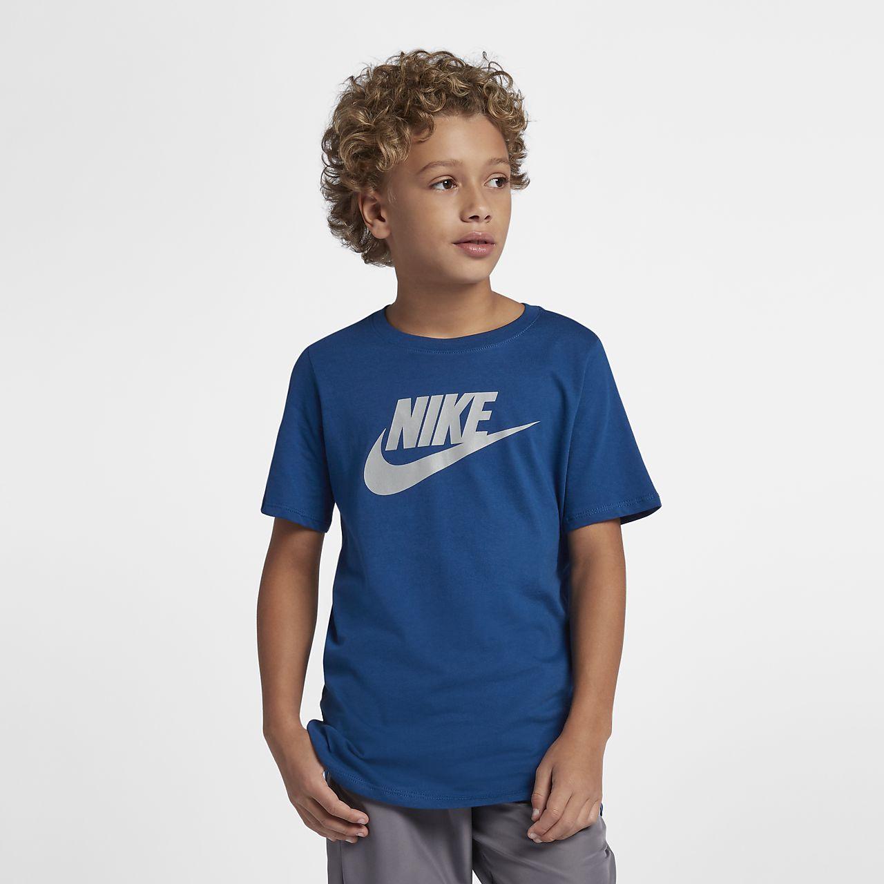 a197988cafc9 Nike Futura Icon Boys  T-Shirt. Nike.com AE
