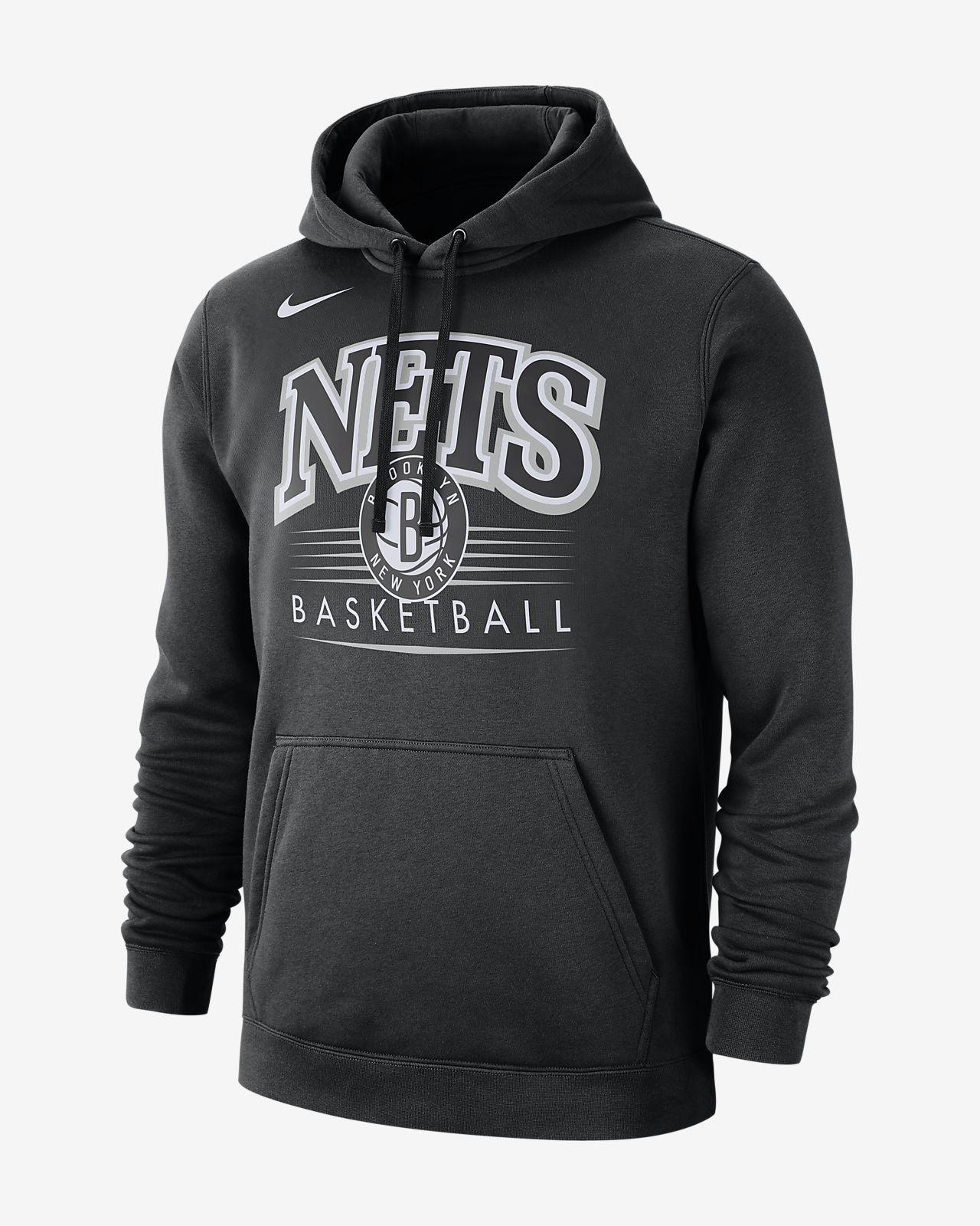 7a309c07308e Brooklyn Nets Nike Men s NBA Hoodie. Nike.com CA