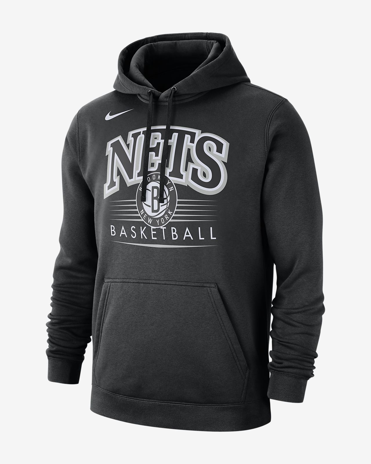 6dfac79469f93 Sweat à capuche NBA Brooklyn Nets Nike pour Homme