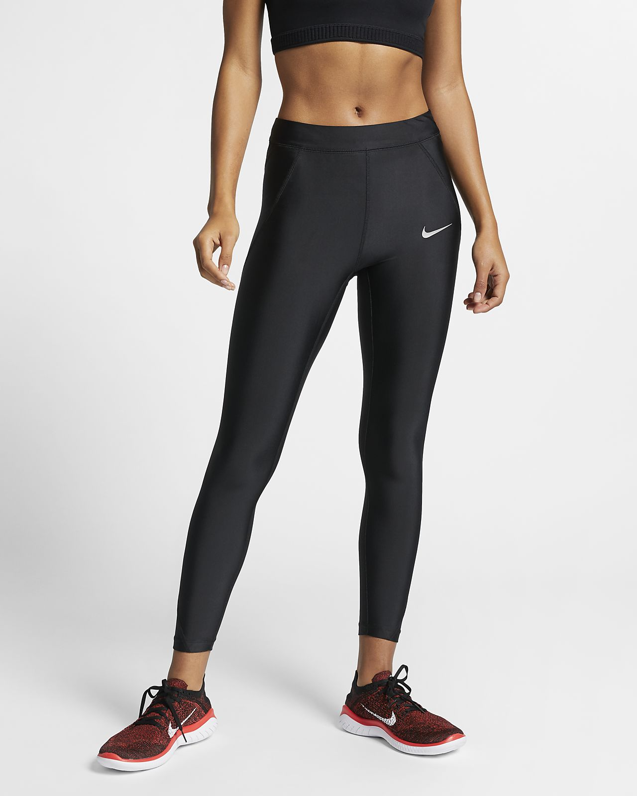Tights a 7/8 Nike Speed para mulher