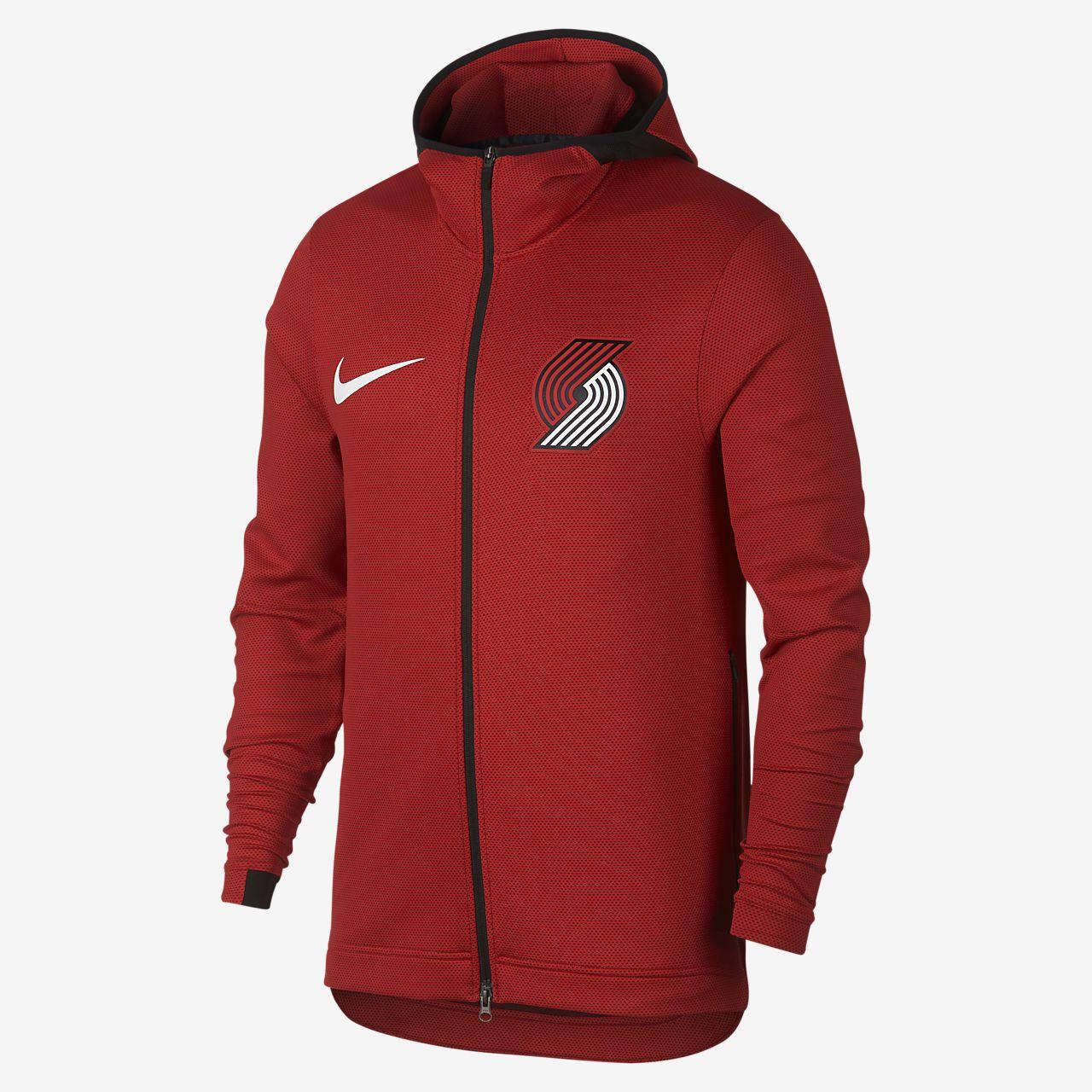 Nike Blazer Rouge Vestes Pour Hommes