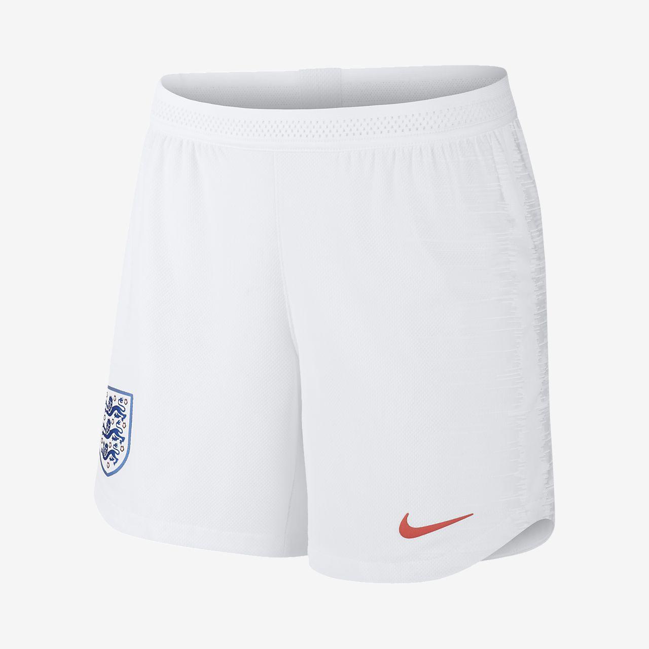 Shorts de fútbol de local para mujer Vapor Match de Inglaterra 2019