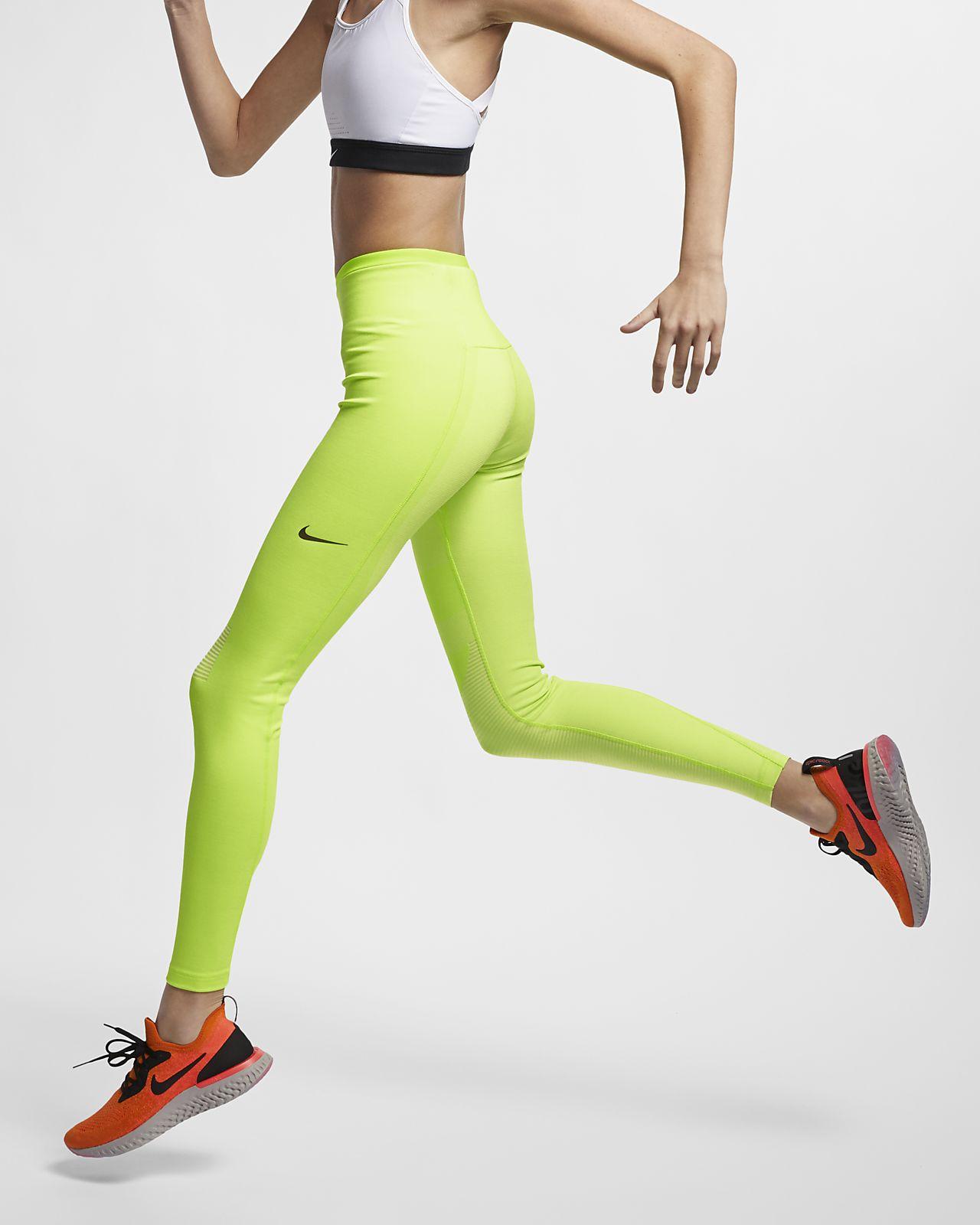 Mallas de running para mujer Nike Tech