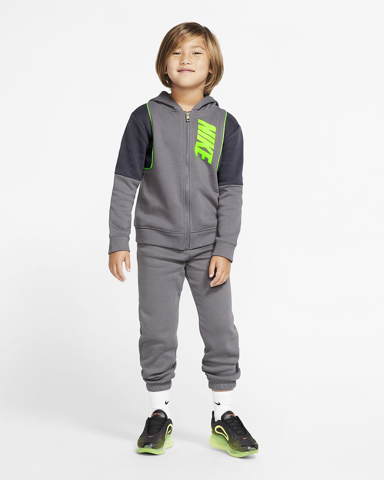 Nike Little Kids' Jacket and Pants Set