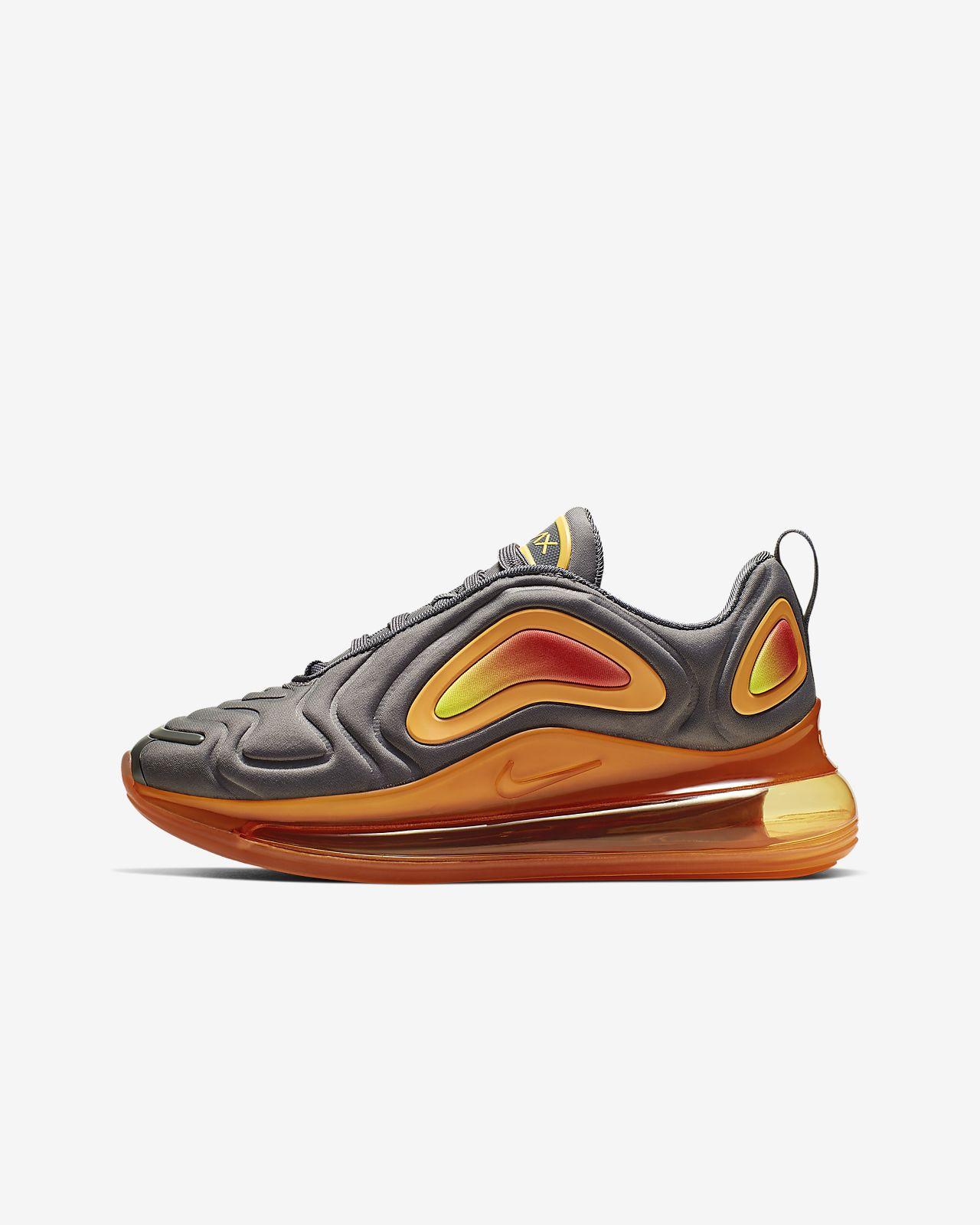 chaussures nike orange