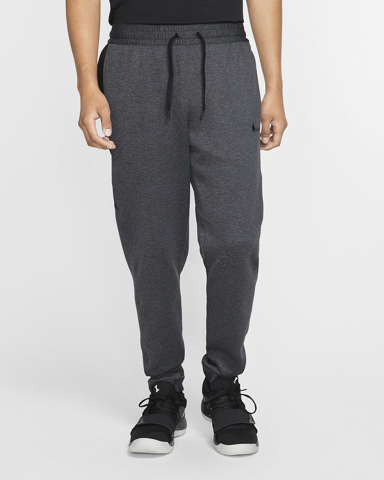 Męskie spodnie do koszykówki Nike Therma Flex Showtime