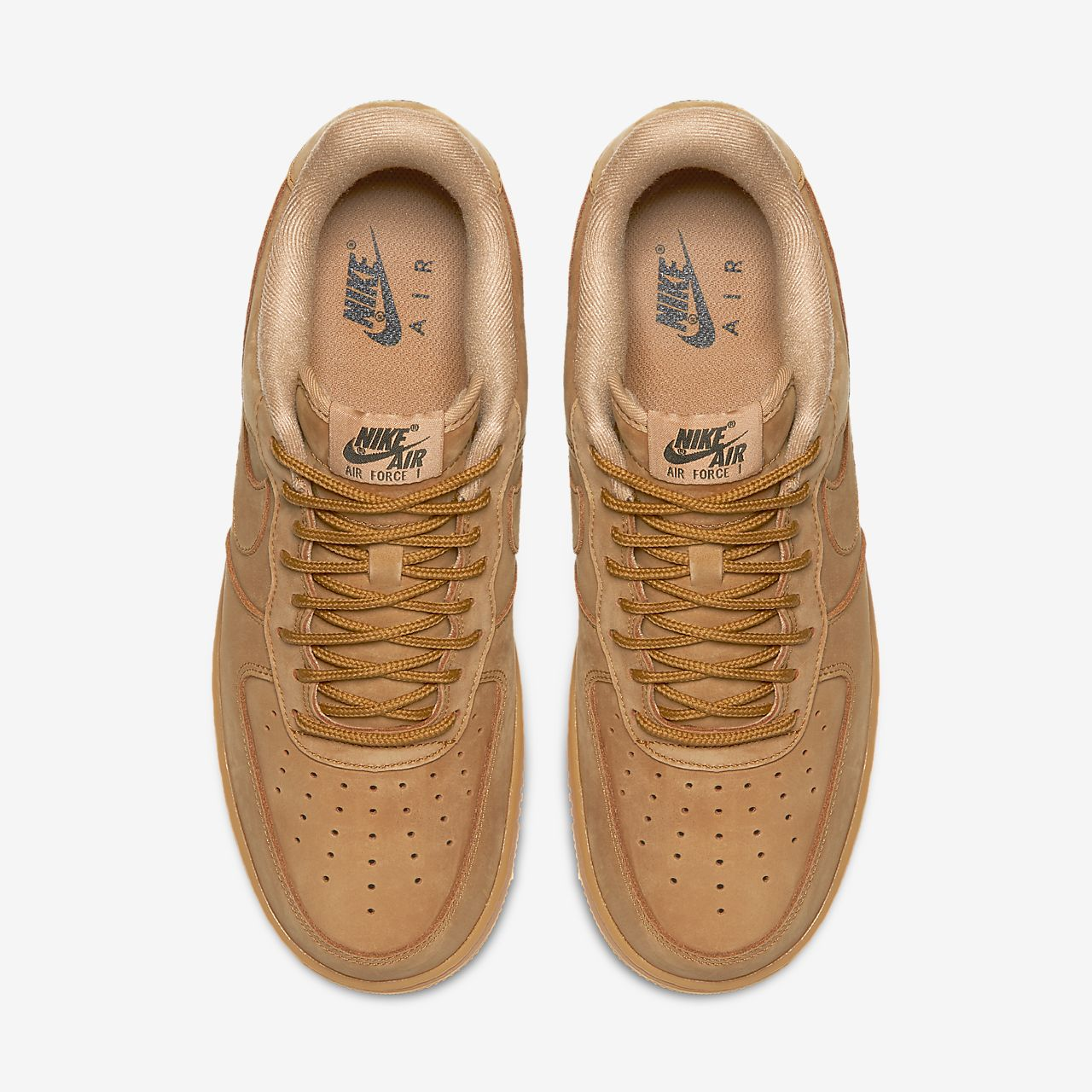 separation shoes 34d7a 88a7e ... Nike Air Force 1  07 WB Men s Shoe