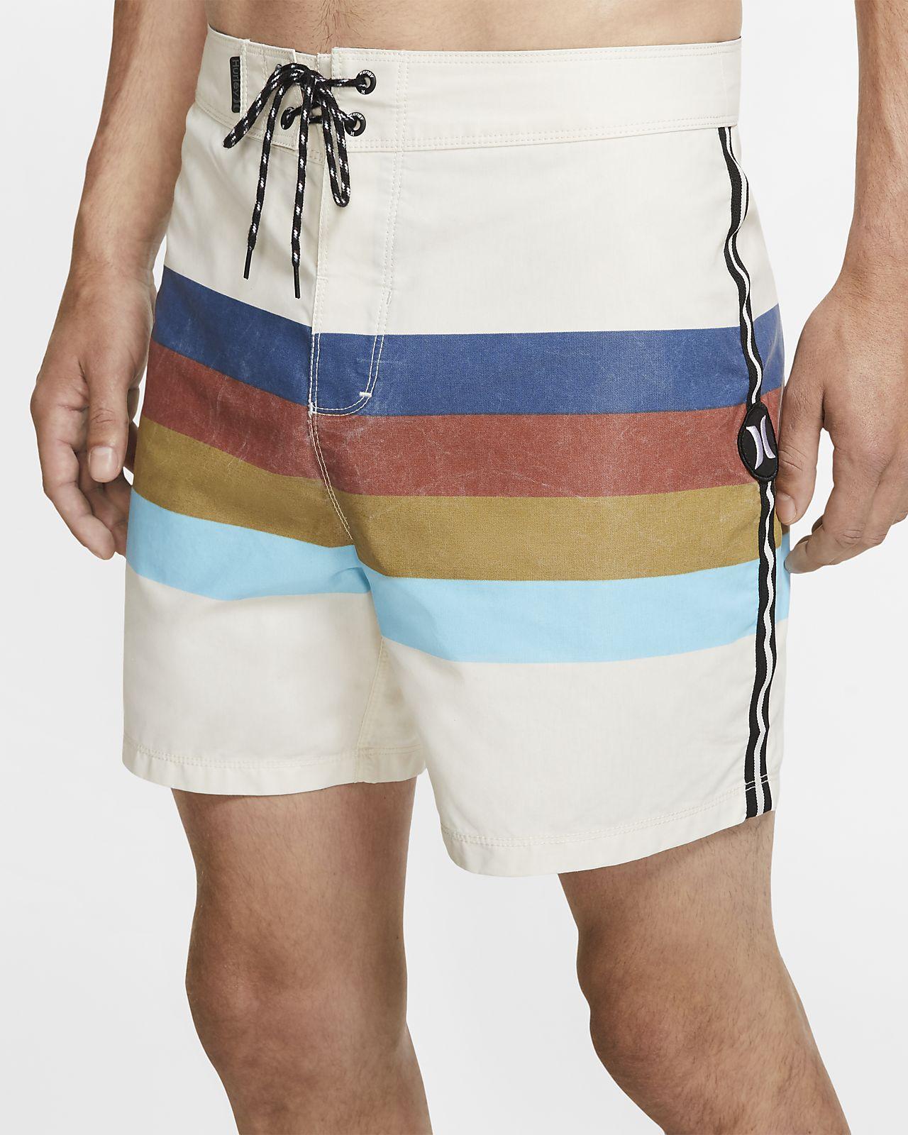 Shorts de playa de 41 cm para hombre Hurley RJs