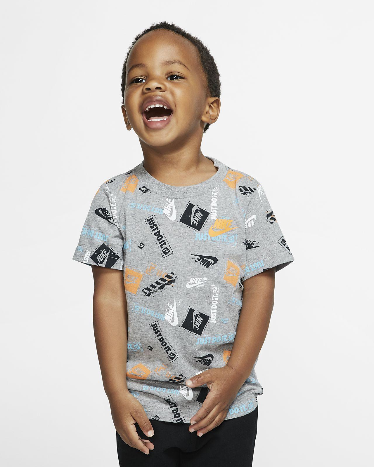 Nike T-Shirt mit Print für Kleinkinder