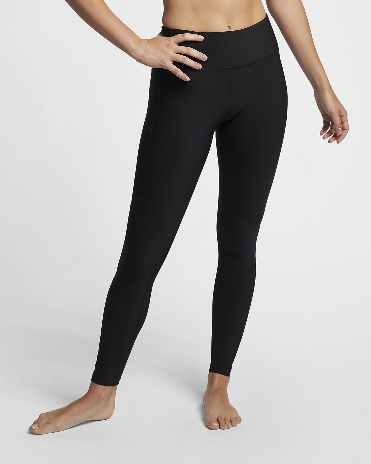 Hurley Quick Dry Street Ready-surferleggings til kvinder