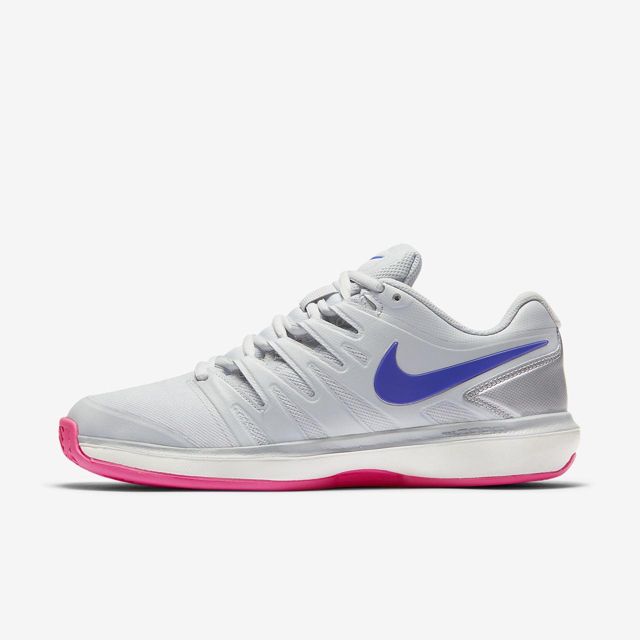 Sapatilhas de ténis para terra batida NikeCourt Air Zoom Prestige para mulher