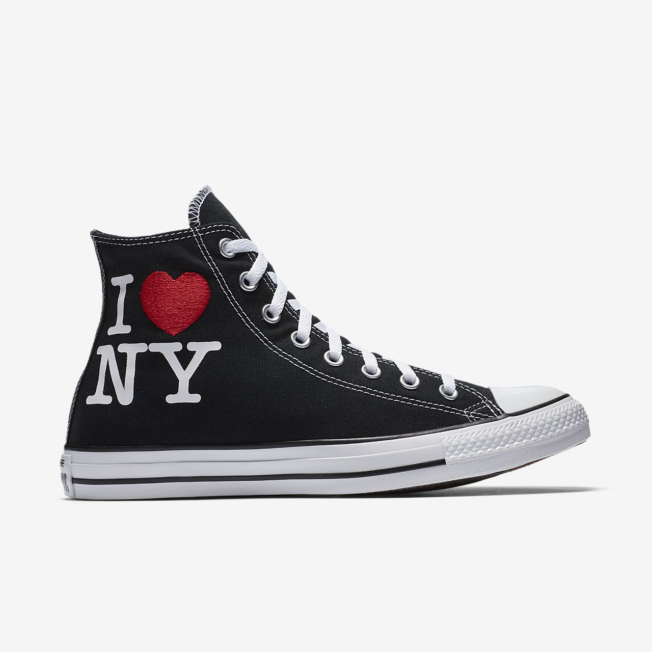... Converse Chuck Taylor All Star I Love NY High Top Unisex Shoe