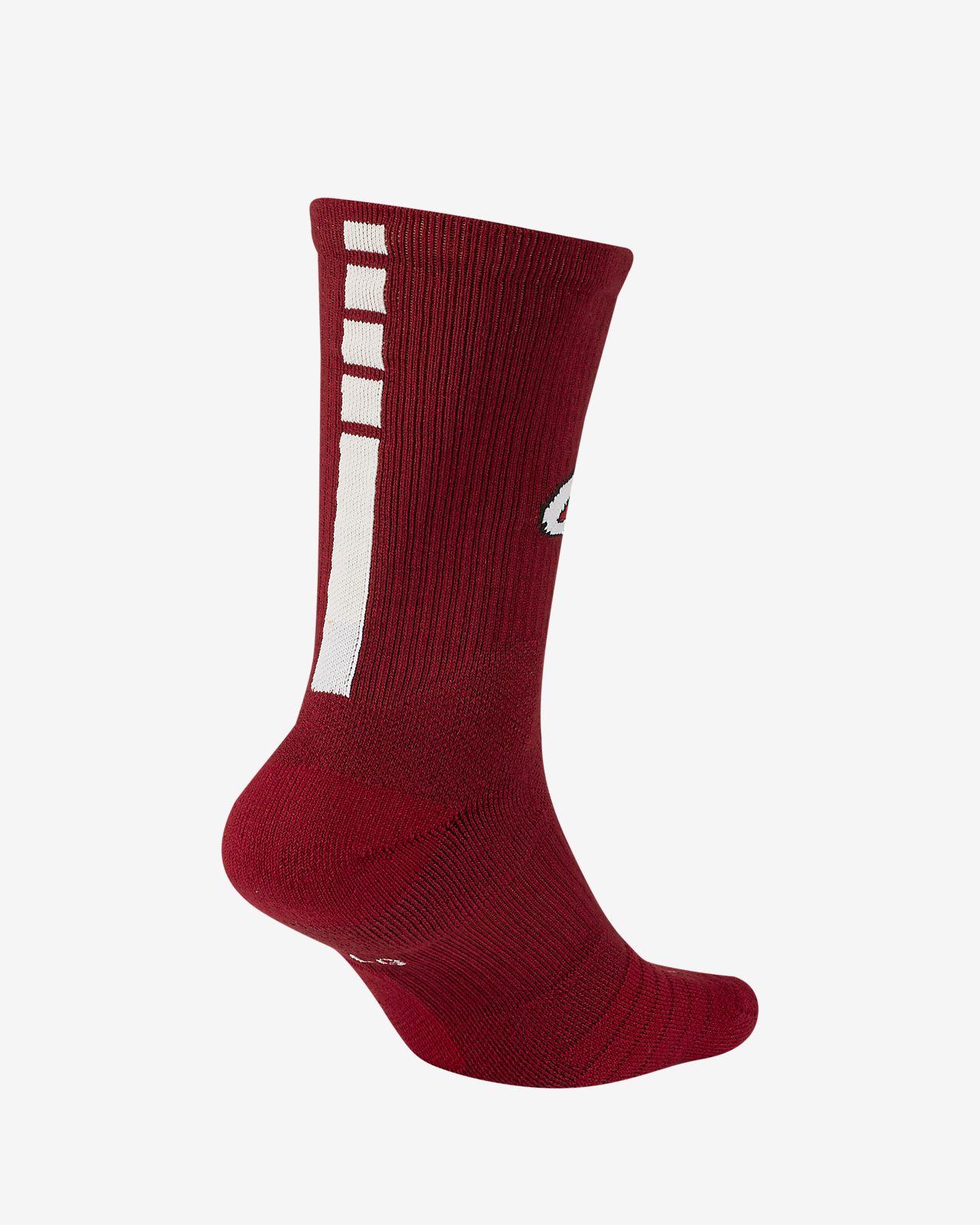 Miami Heat Nike Elite NBA Crew Socks