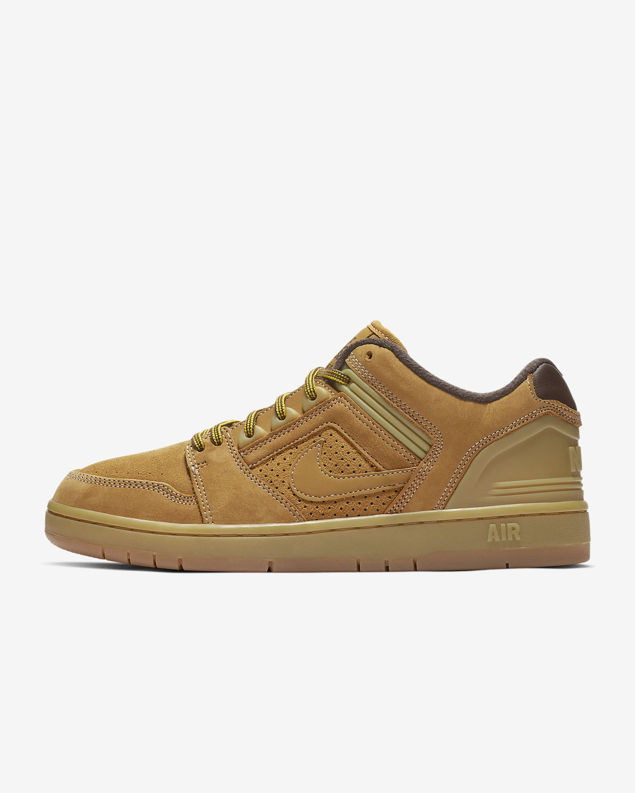 32c2f0cbedee Nike SB Air Force II Low Premium Skateboarding Shoe. Nike.com SK