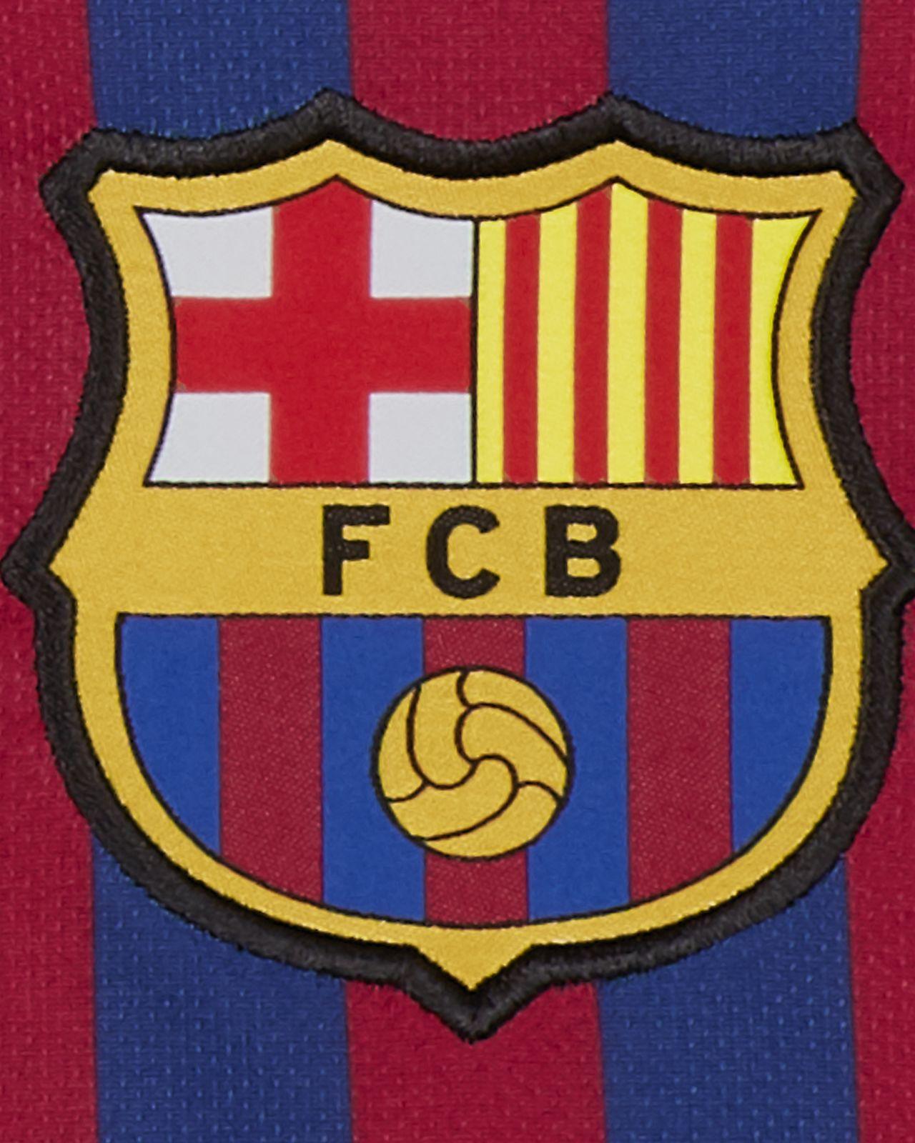 119be625dc6 2018/19 FC Barcelona Stadium Home Men's Football Shirt. Nike.com AU