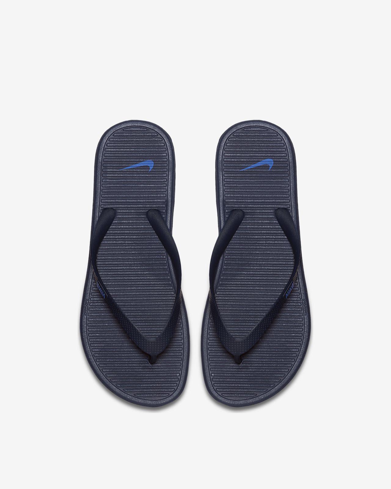 Nike Solarsoft II – klipklapper til mænd