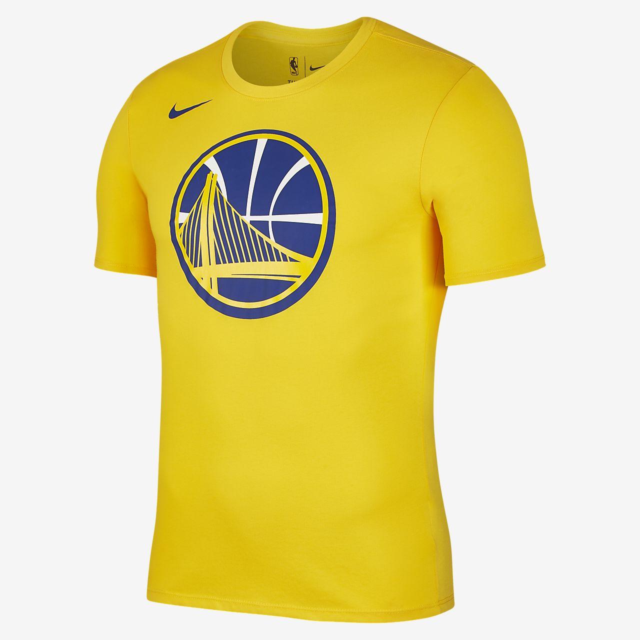 golden state warriors nike dry logo men s nba t shirt nike com rh nike com nike basketball t-shirt sayings nike basketball t shirts india