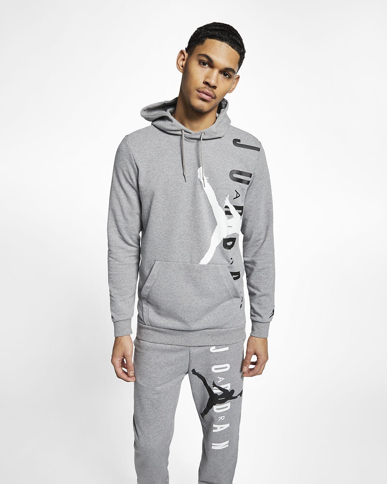 52300d4f5d66 Jordan Jumpman Air Lightweight Men s Fleece Sweatshirt. Nike.com HU