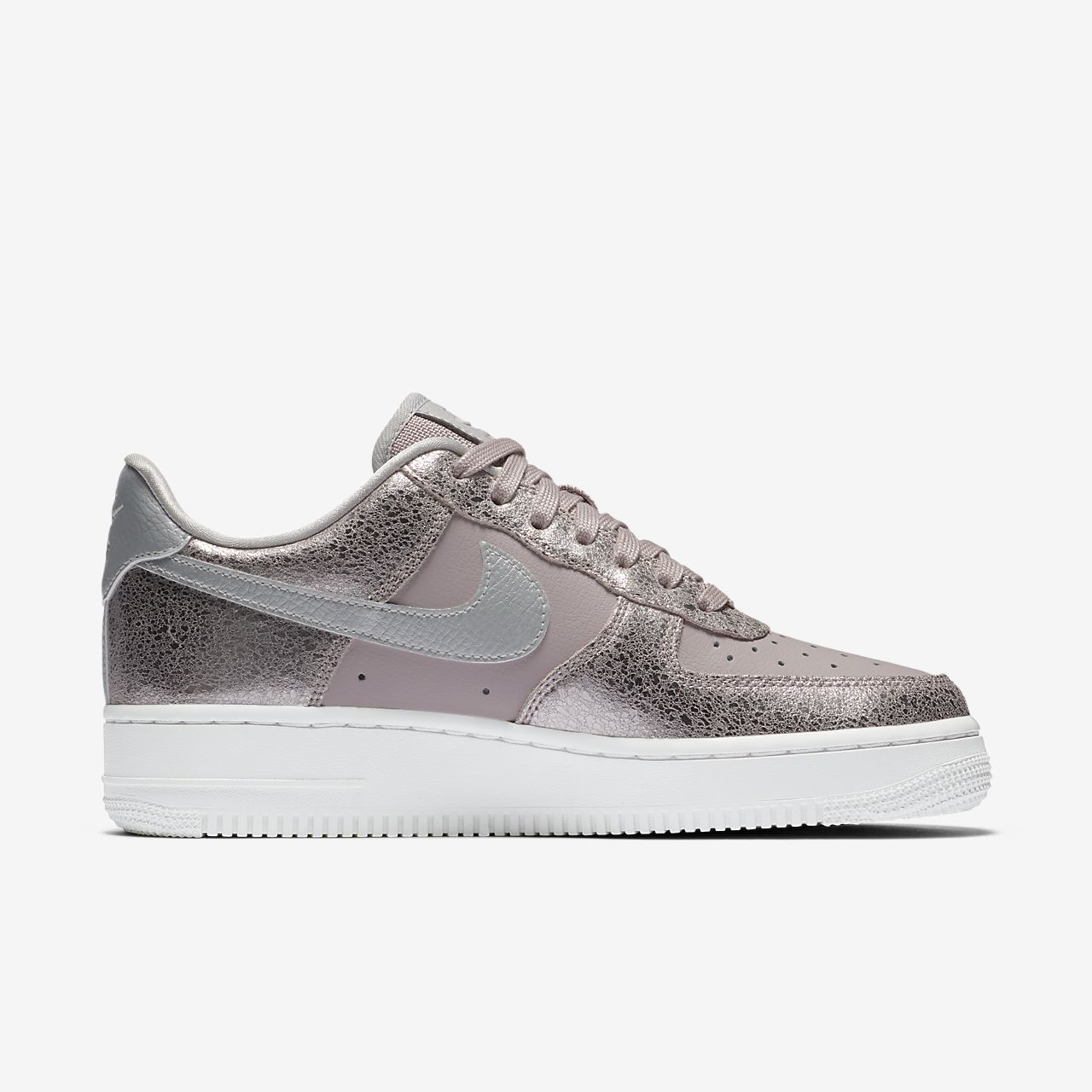 nike air force 1 all grey