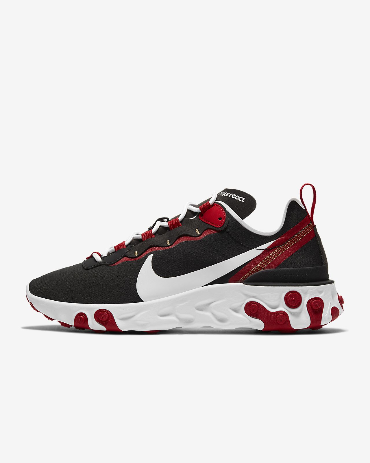 look good shoes sale great look pre order Chaussure Nike React Element 55 pour Femme