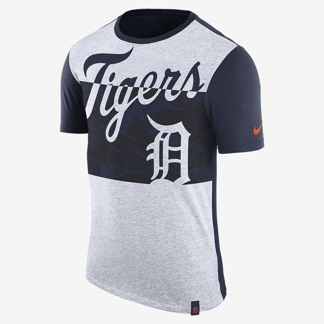 Nike Dri-Blend Sliced (MLB Tigers) Men s T-Shirt. Nike.com 7ce641bfe