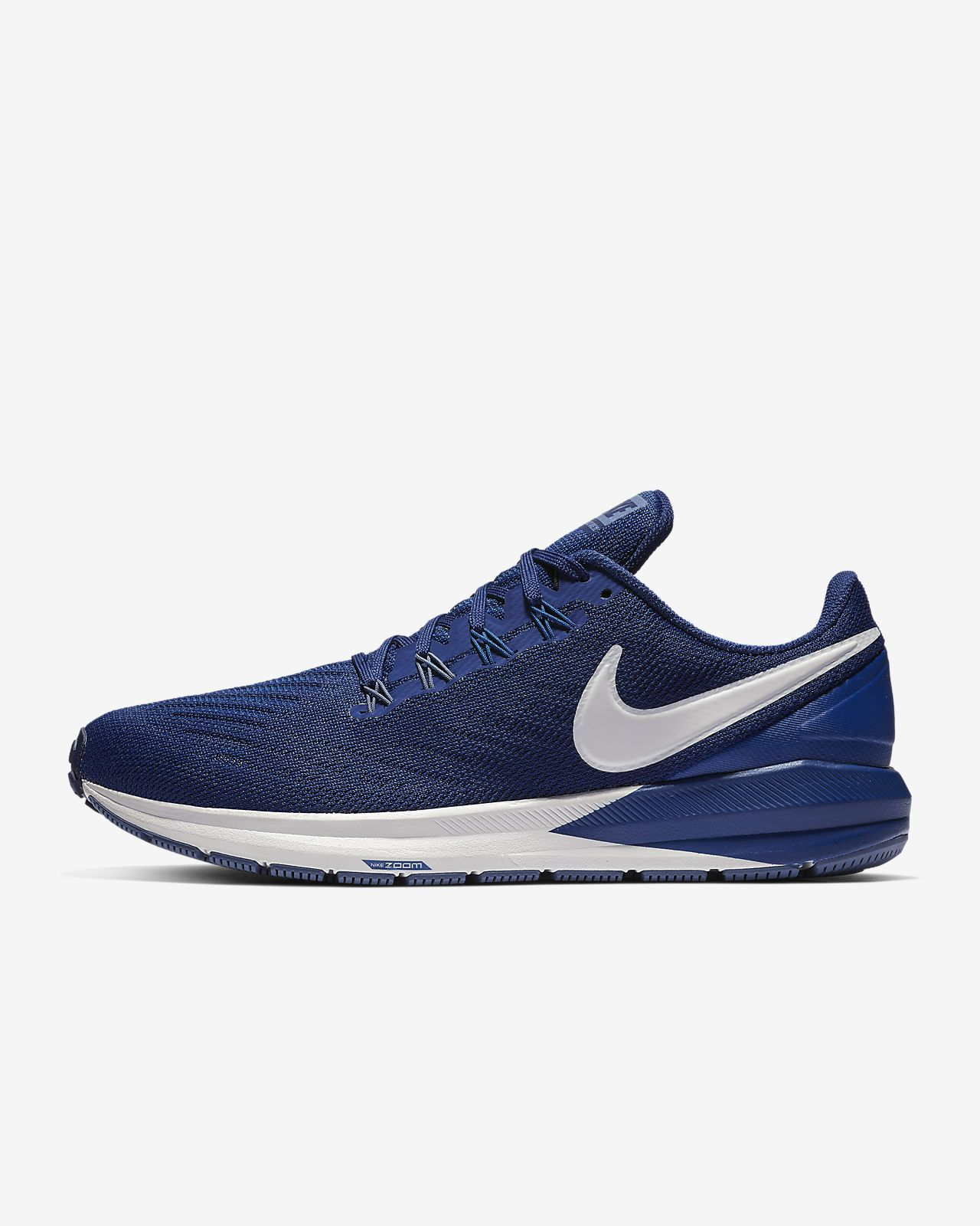 Мужские беговые кроссовки Nike Air Zoom Structure 22 (на узкую ногу)