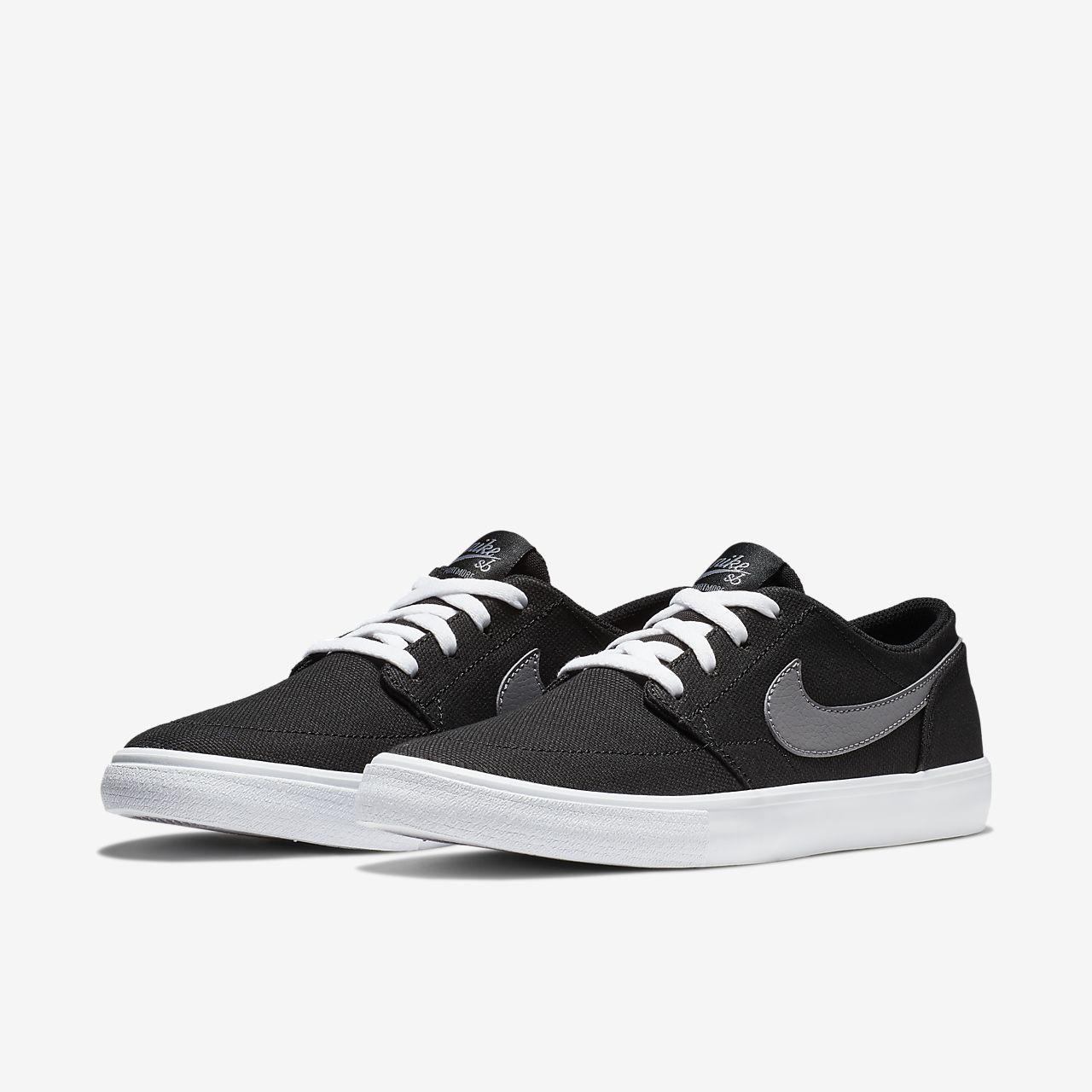 buy online 4b299 d2984 Nike SB Solarsoft Portmore II Women's Skateboarding Shoe. Nike.com