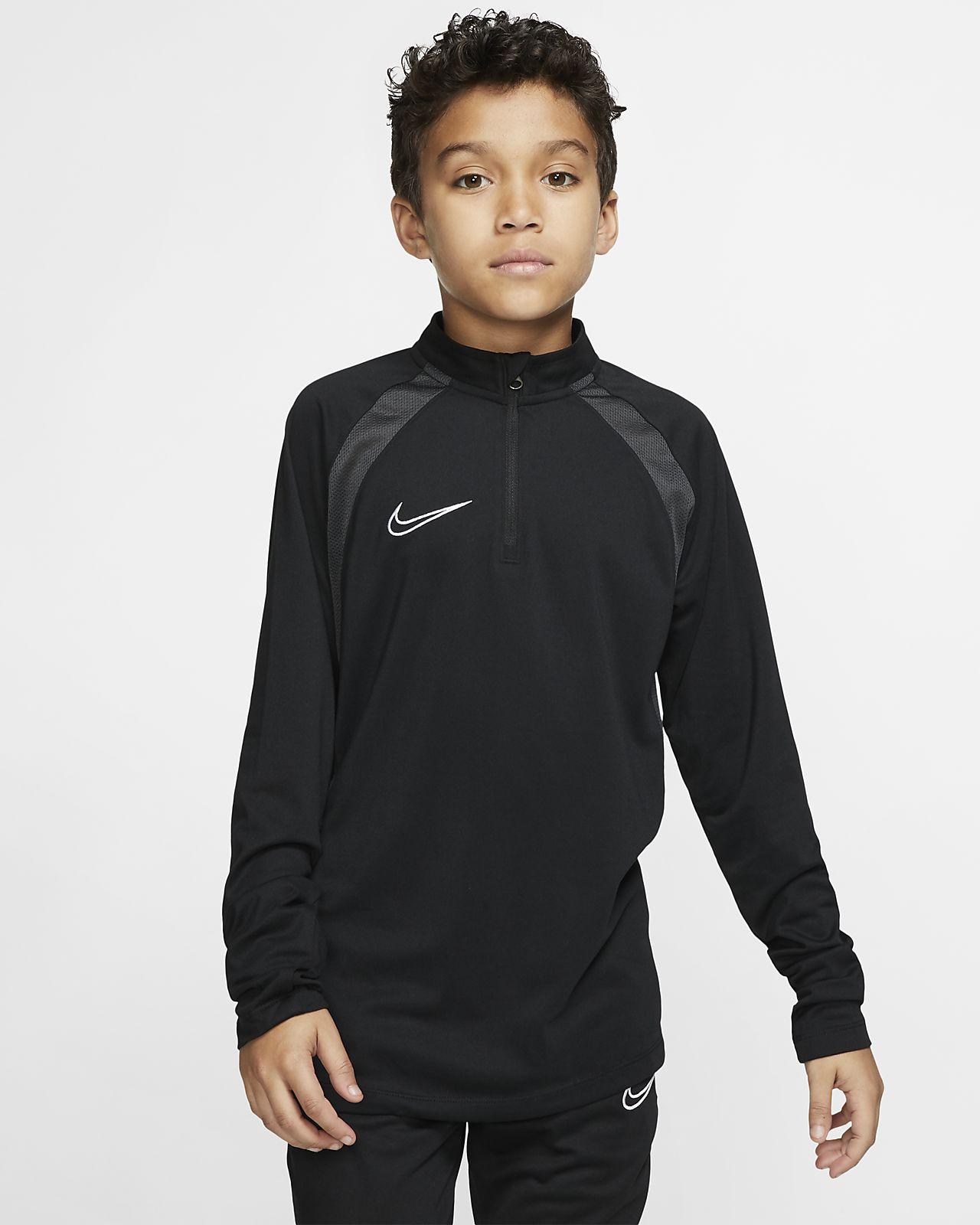 Ποδοσφαιρική μπλούζα προπόνησης Nike Dri-FIT Academy για μεγάλα παιδιά
