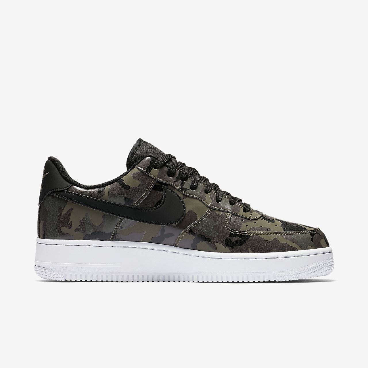 mens black air force 1 low