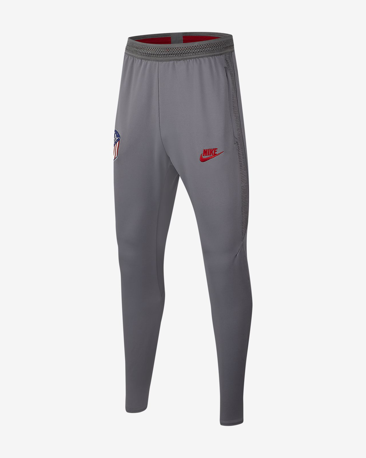 Pantalon de football Nike Dri-FIT Atlético de Madrid Strike pour Enfant plus âgé