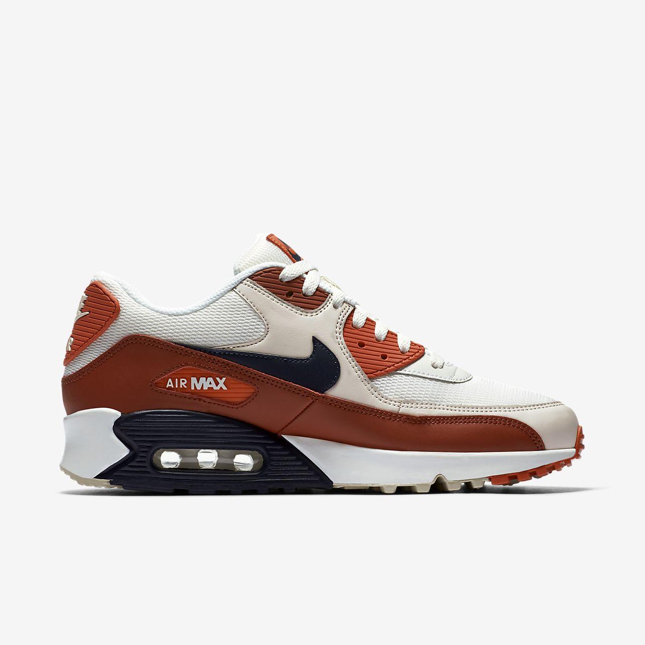 Chaussures Nike Air Max 90 Essential marron Fashion homme