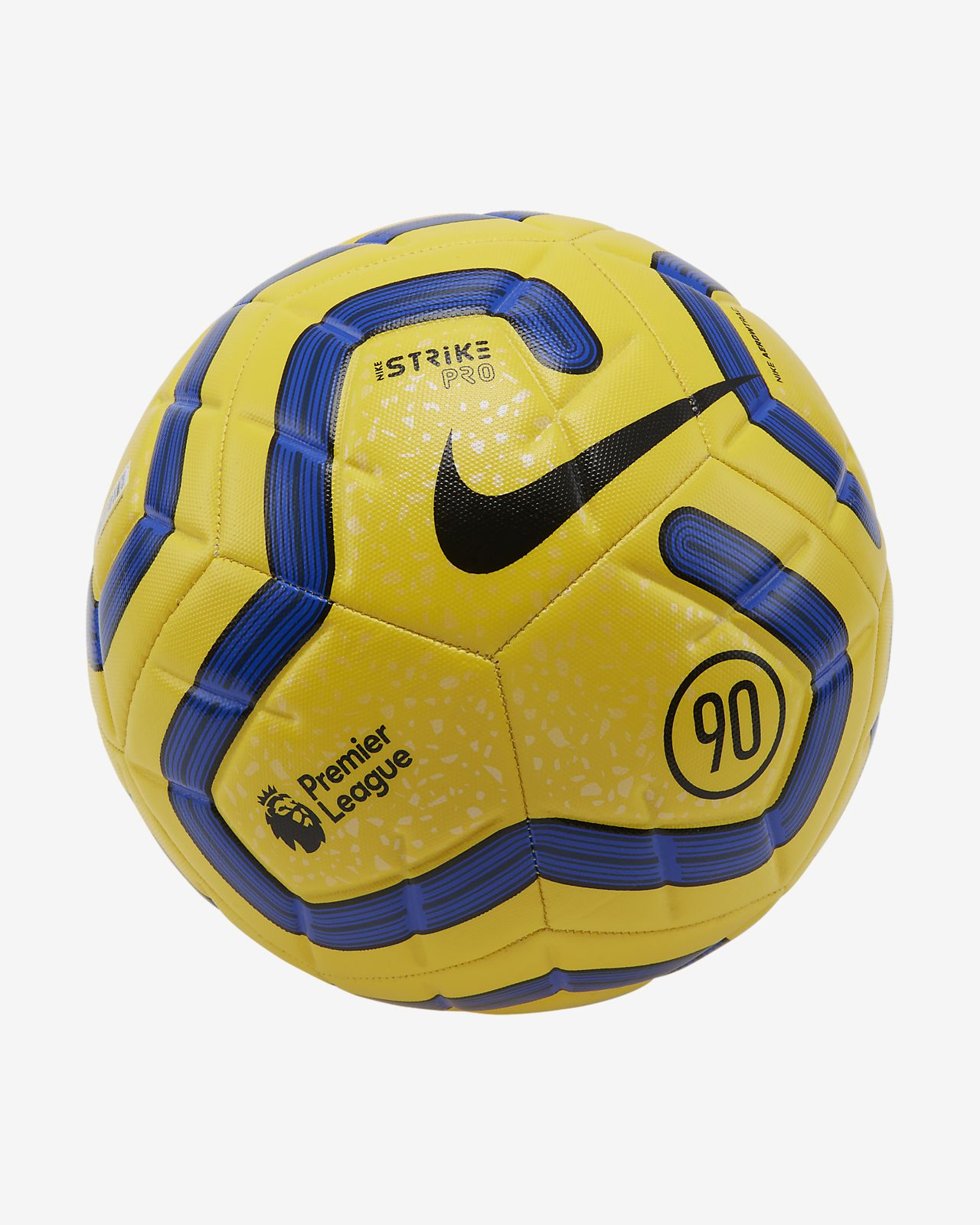 Fotbalový míč Premier League Strike Pro