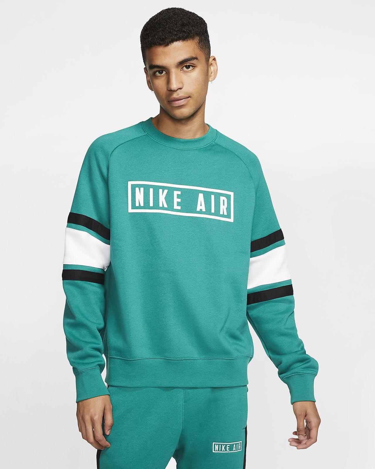 Nike Air-crewtrøje i fleece