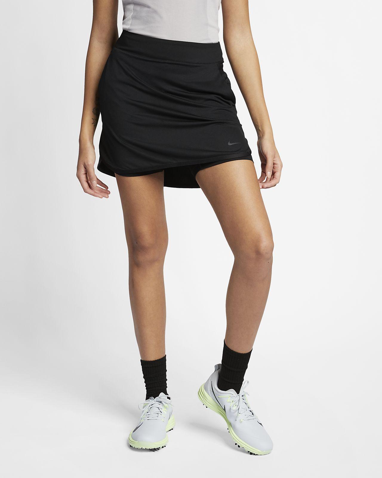 Nike Dri-FIT Golfrok voor dames (43 cm)