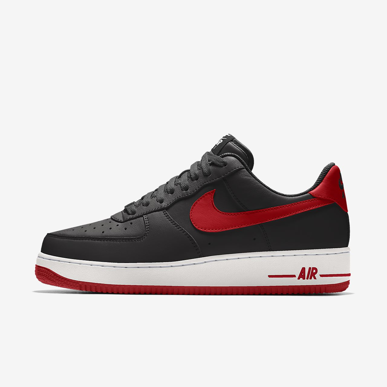 Nike Air Force 1 Low By You Custom Big Kids' Shoe
