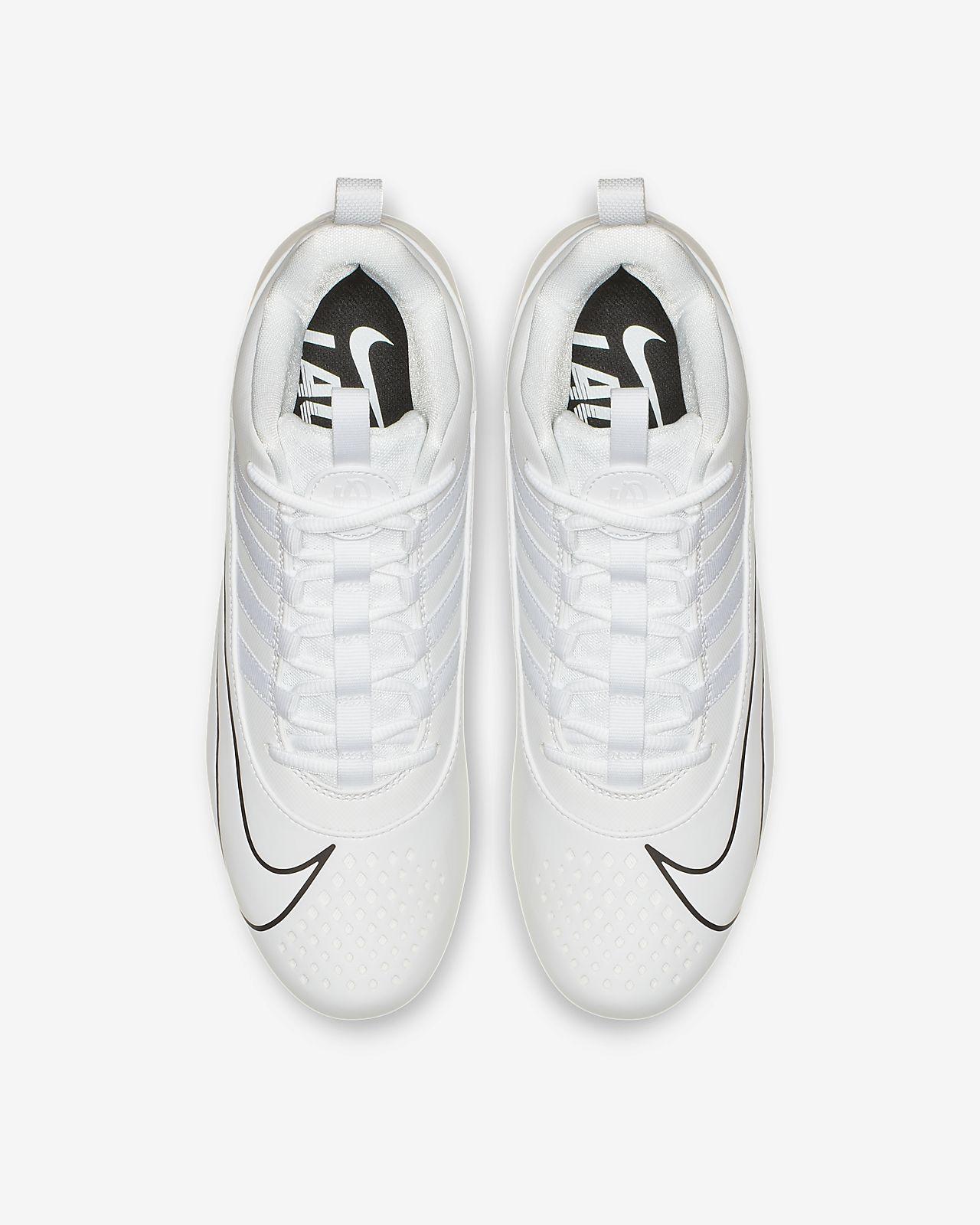 f962b72f0b108 Nike Alpha Huarache 6 Varsity Lacrosse Cleat