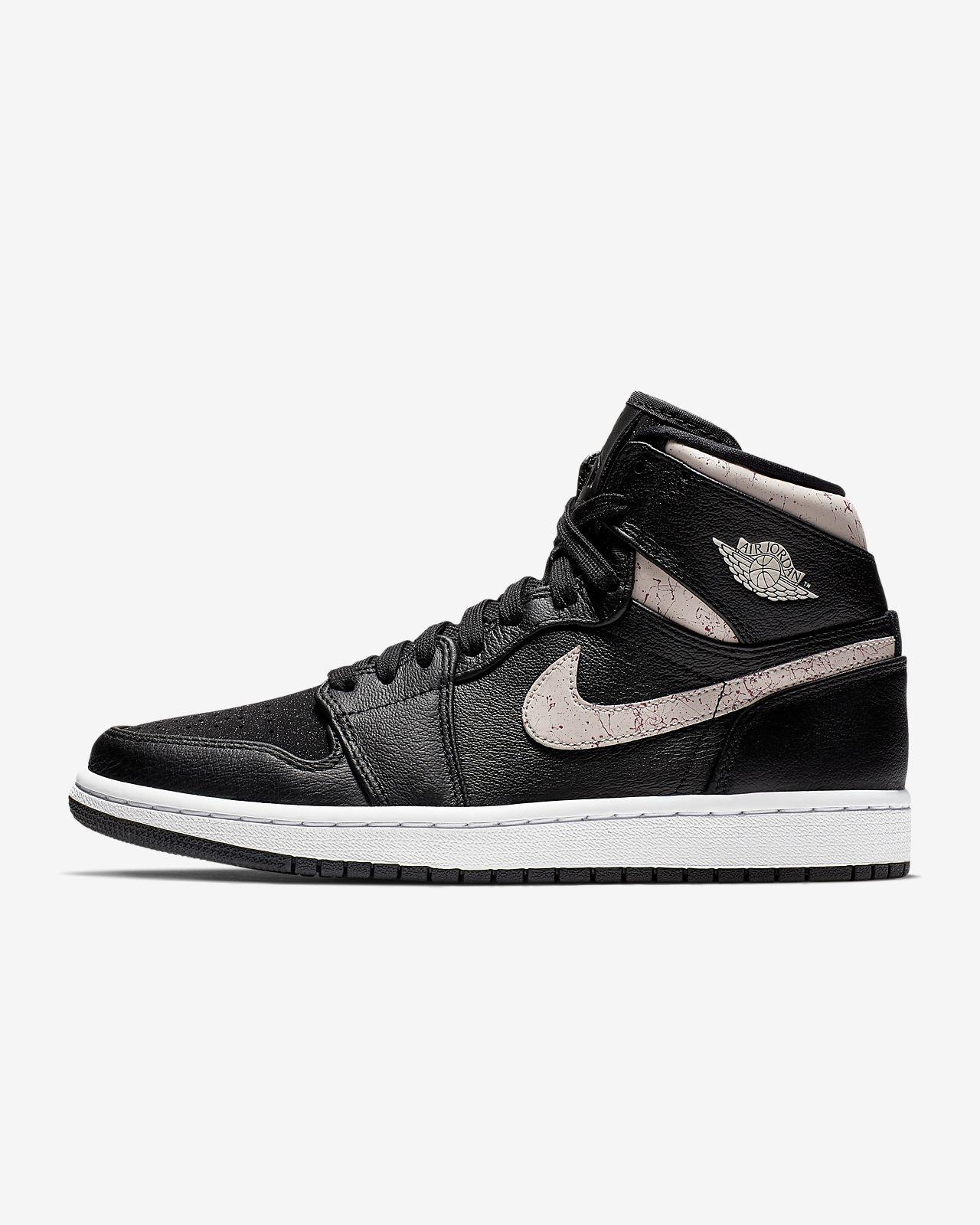 Buty damskie Air Jordan 1 Retro Premium. Nike.com PL 5ab77c0d0c4
