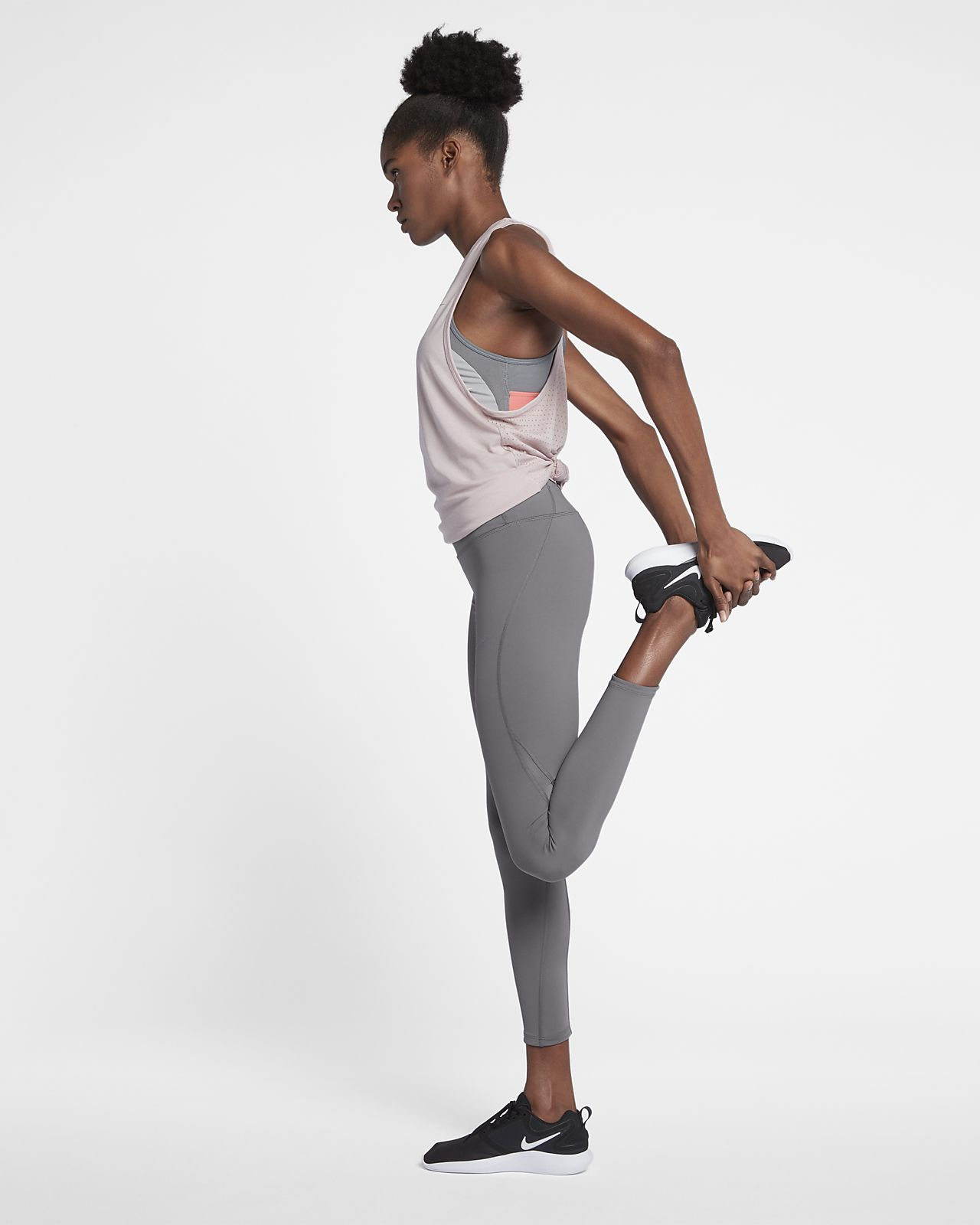 d99a24ba597dd Nike Epic Lux Women's Mid-Rise Running Tights. Nike.com AU
