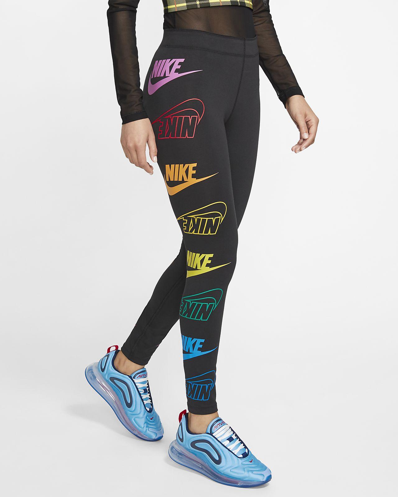 Dámské legíny Nike Sportswear Leg-A-See