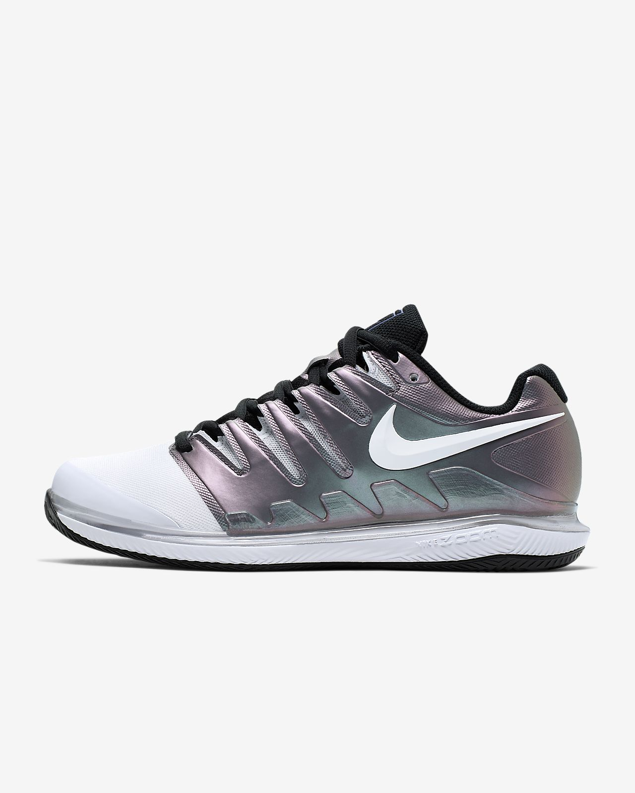 NikeCourt Air Zoom Vapor X Women's Clay Tennis Shoe. Nike LU
