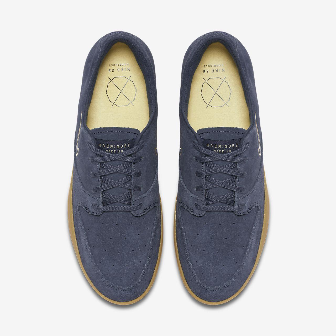 Nike SB Zoom Paul Rodriguez Ten Men's Skateboarding Shoes Blue cY9949P