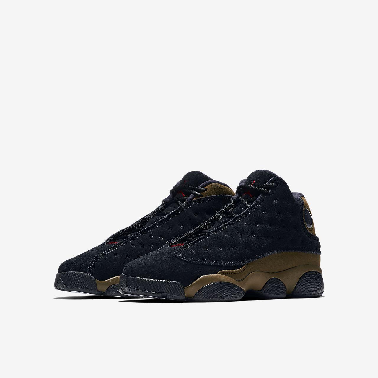 air jordan 13 retro big kids' shoe